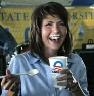 Kristi Noem—photo altered by CAH