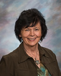 Rep. Lana Greenfield, determined to excuse inaction on teacher pay.