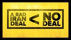 A Bad Iran Deal < No Deal