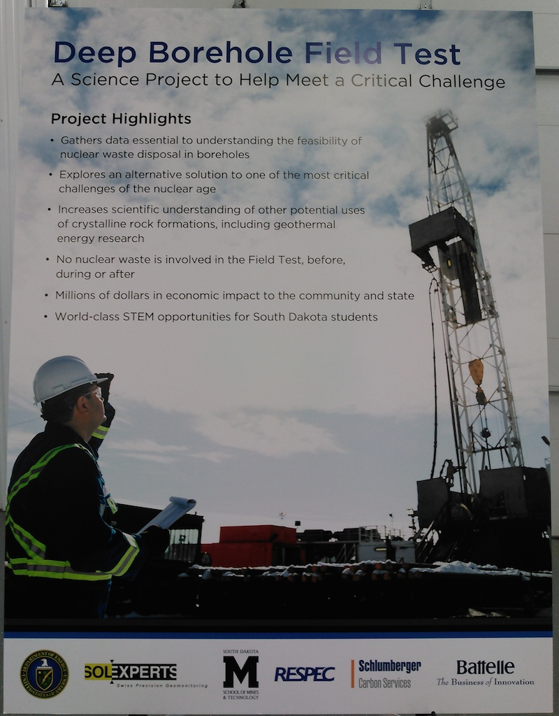 South dakota spink county doland - Highlights Of Borehole Project
