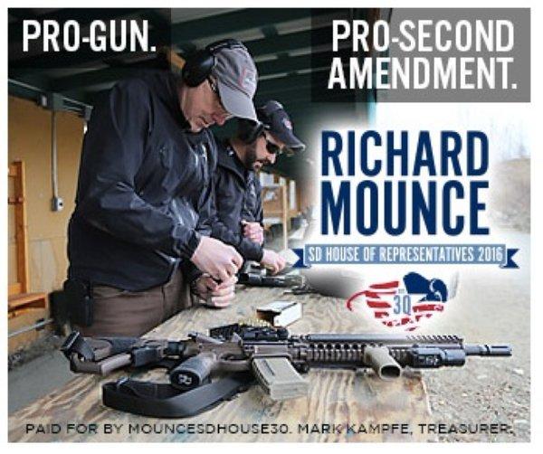 Richard Mounce, big gun