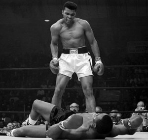 Ali defeats Liston, 1965