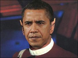 Vulcan Obama