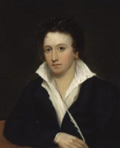 Precy Bysshe Shelley