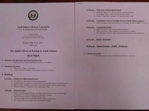 Agenda, SDAC-USCCR, 2017.03.24