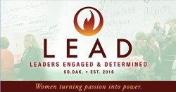 Leaders Engaged and Determined logo
