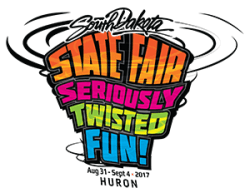 South Dakota State Fair logo 2017