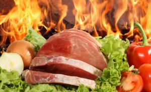 Lean Meat That Burns Fat