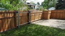 Backyard Fence Doors & Dig Gate Home