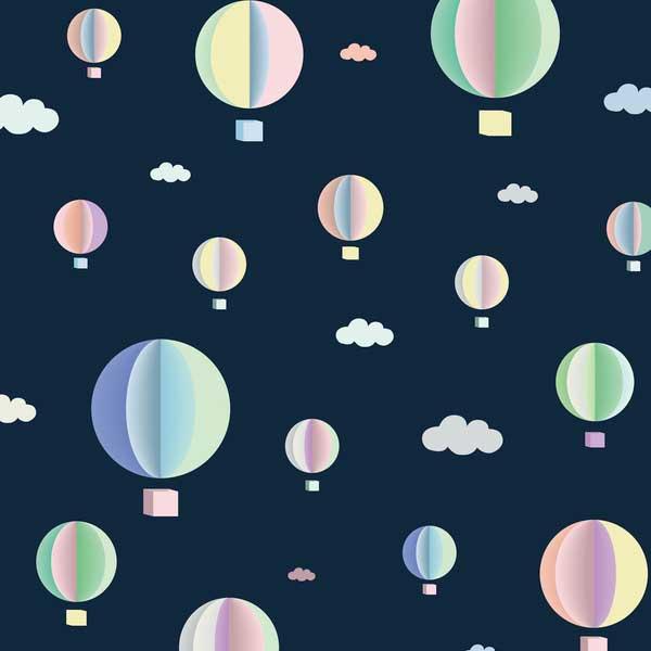 4666 Hot Air Balloons Kids VELUX