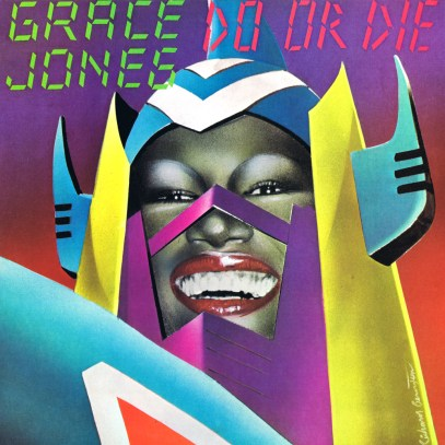 Do or Die Grace Jones Transformer