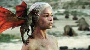 daenerys out of the fire
