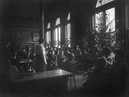 Christmas at the Library