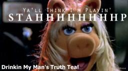 Kermit Truth Tea Meme</h3>