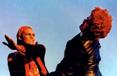 Cleopatra Jones (1973) Directed by Jack Starrett Shown, left: Tamara Dobson
