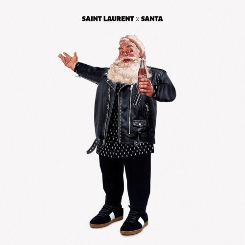 Saint Laurent Designer Claus
