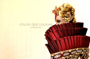 Gallery of Doll Couture