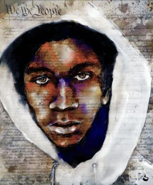 Trayvon Martin #Justice4Trayvon
