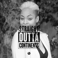 StraightOutta Raven Simone Continents