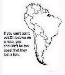 #CecilTheLion Meme