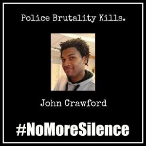 #NoMoreSilence Avatars John Crawford