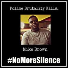 #NoMoreSilence Avatars Mike Brown