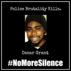#NoMoreSilence Avatars Oscar Grant