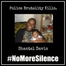 #NoMoreSilence Avatars Shantel Davis