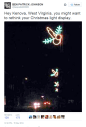 Penis Christmas Decorations Kenova WV