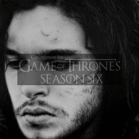 GoT Season Six Logo_Jon Snow Countdown_01