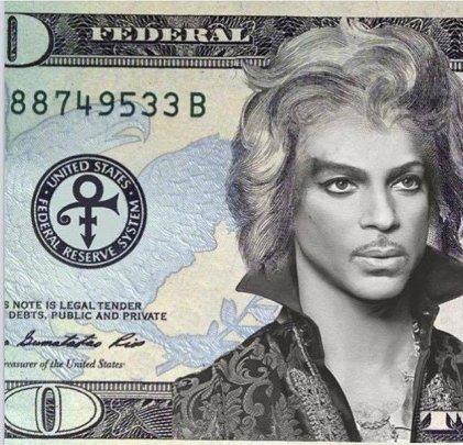 Prince 20 Dolla Bill Meme