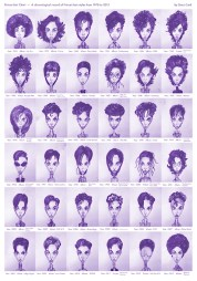 Prince Chart Hairstyles Slate