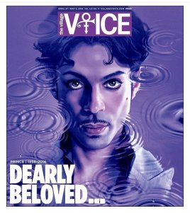 Village Voice Prince Cover Dearly Beloved