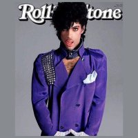 PRINCE: Rolling Stone Cover