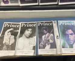 Star Tribune Cover Tribute Prince crackedhat Robert Carter illustrations