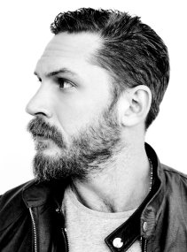Tom Hardy: Beard