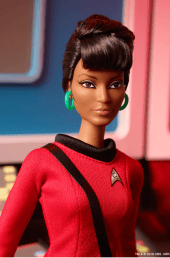 Uhura Barbie-collection 03