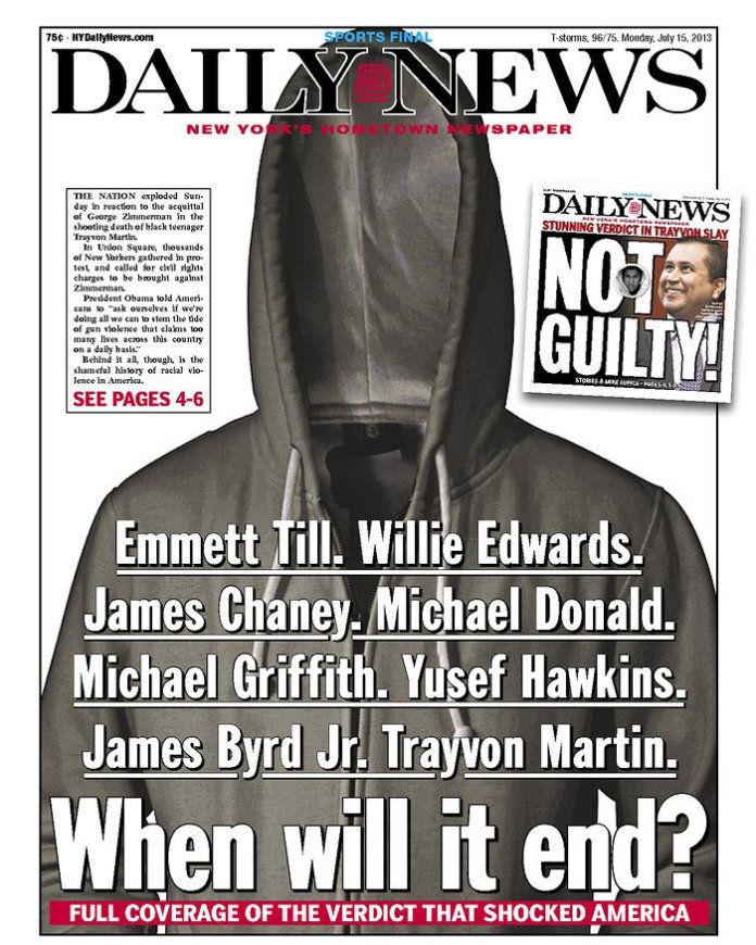 NYDN When Will It End 2013-07-15