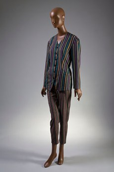 Willi Smith 1984 African American Designers FIT Exhibit Fashion NYC