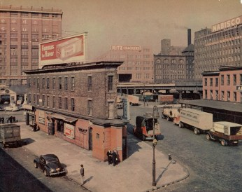 NYC Meatpacking vintage photo by Jerry Cooke