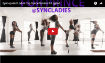 Syncopated Ladies Salute[Prince]