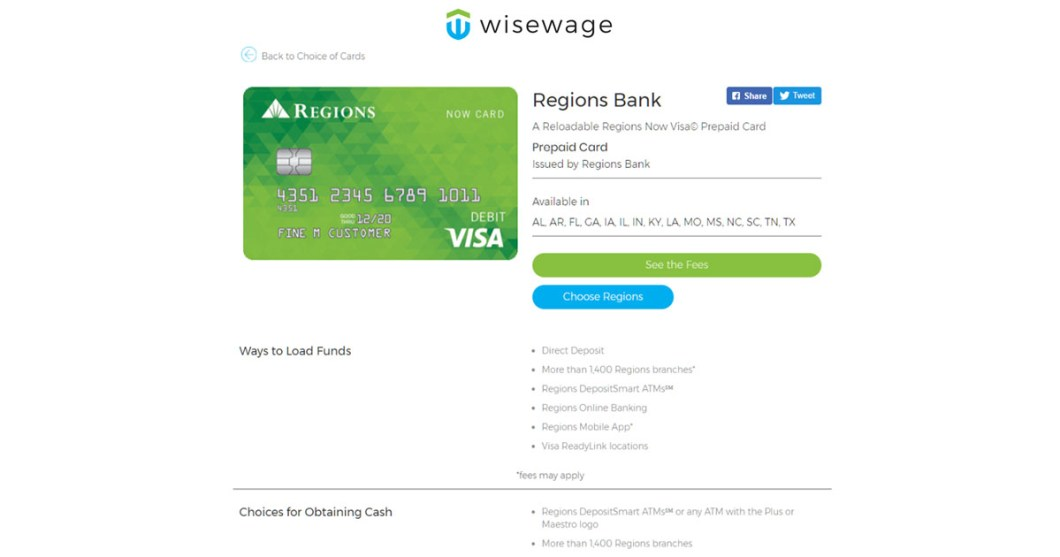 regions activate card | Applycard co