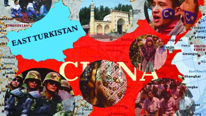 Turkistan Timur & Sejarah hitam penjajahan China