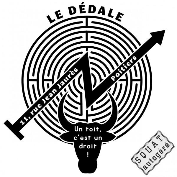 Le Dédale « Squat autogéré »