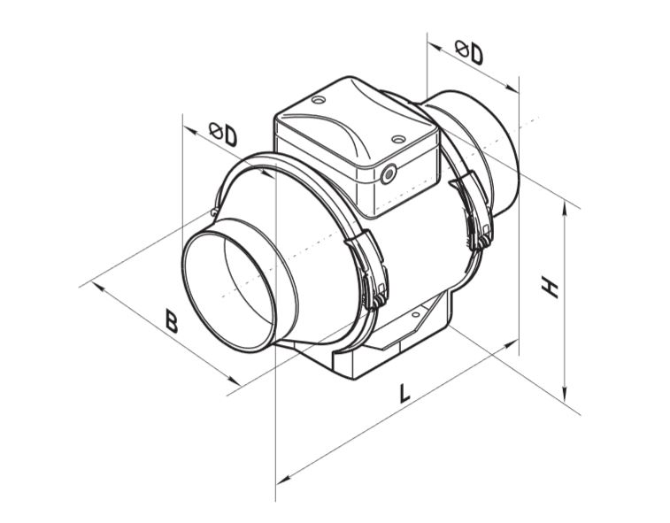 Série AP Diameter 100 mm Name Dalap