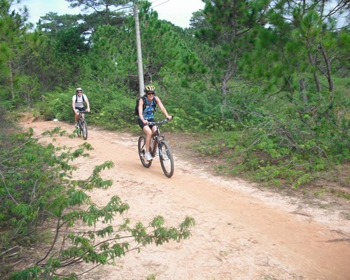 Dalat Mountain Biking