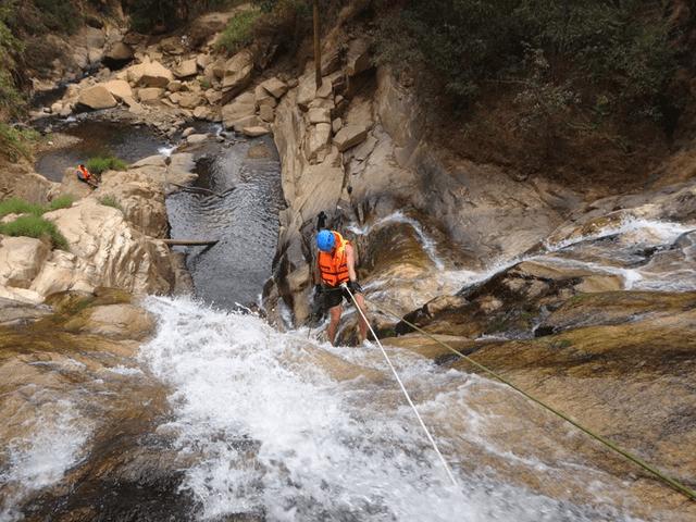 Special Canyoning Dalat