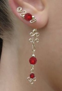 Dangle Attachments and Hanging Earrings - D'Alatrou Creations