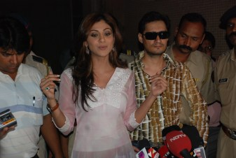 Shilpa Shetty's PC at Koparkhirane-12