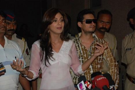 Shilpa Shetty's PC at Koparkhirane-13